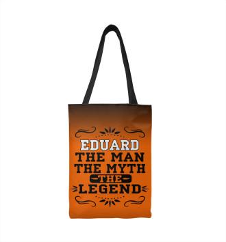 Сумка-шоппер Эдуард
