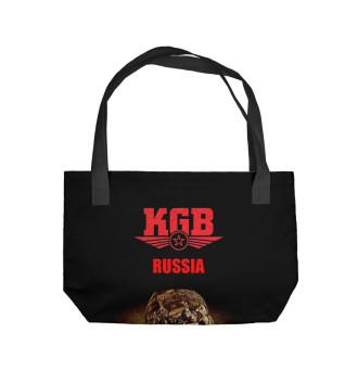 Пляжная сумка КГБ