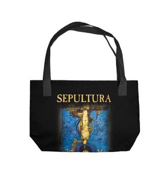 Пляжная сумка Sepultura