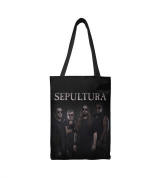 Сумка-шоппер Sepultura
