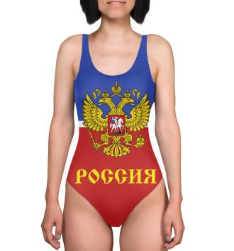Женский Купальник-боди Хоккей Униформа