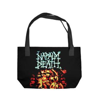 Пляжная сумка Napalm Death