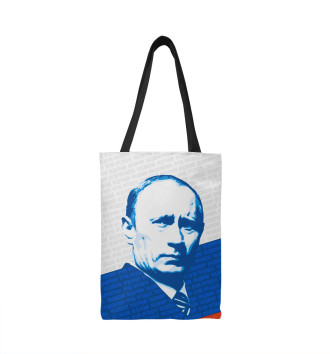 Сумка-шоппер Путин