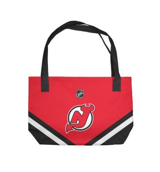 Пляжная сумка New Jersey Devils