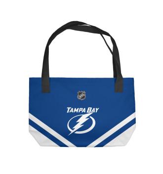 Пляжная сумка Tampa Bay Lightning