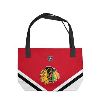 Пляжная сумка Chicago Blackhawks
