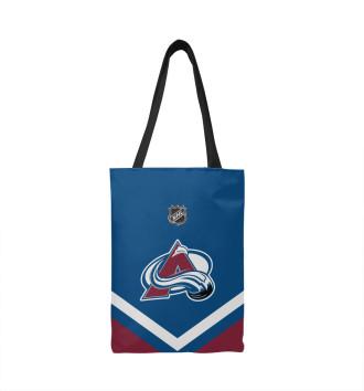 Сумка-шоппер Colorado Avalanche