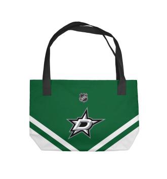 Пляжная сумка Dallas Stars