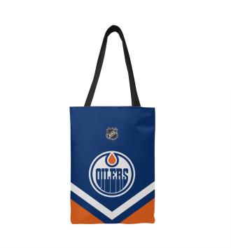 Сумка-шоппер Edmonton Oilers