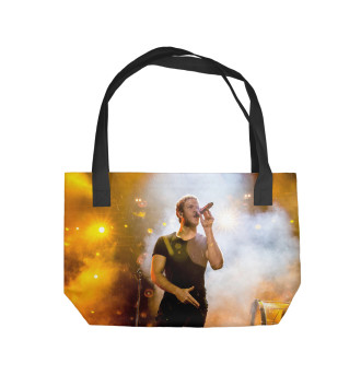 Пляжная сумка Imagine Dragons
