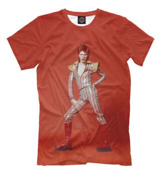 Мужская Футболка David Bowie