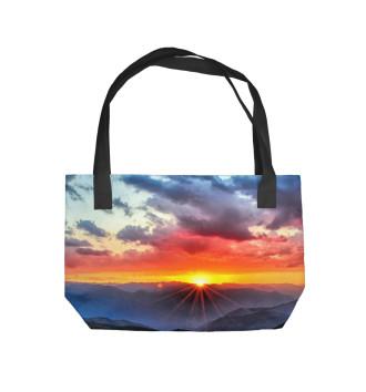 Пляжная сумка Sunrise