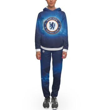 Женский Спортивный костюм Chelsea