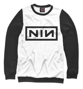 Женский Свитшот Nine Inch Nails