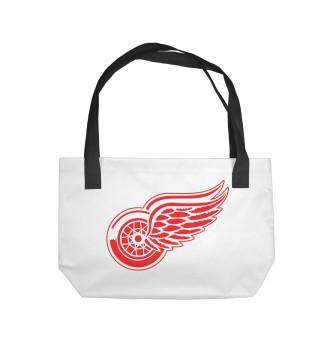 Пляжная сумка Detroit Red Wings