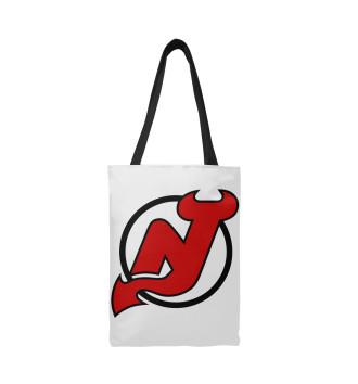 Сумка-шоппер New Jersey Devils
