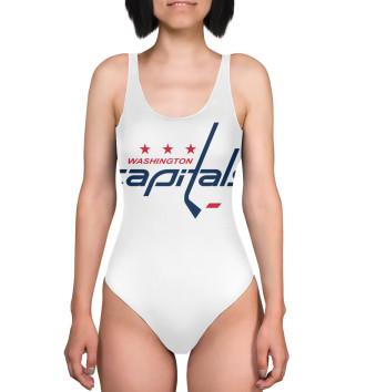 Купальник-боди Washington Capitals