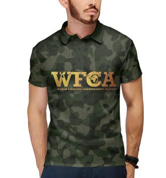 Мужское Поло АХМАТ WFCA