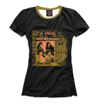 Женская Футболка Eagles