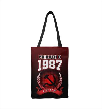 Сумка-шоппер 1987