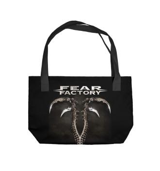 Пляжная сумка Fear Factory