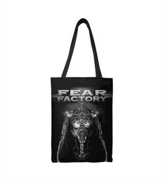 Сумка-шоппер Fear Factory