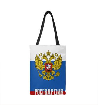 Сумка-шоппер Росгвардия