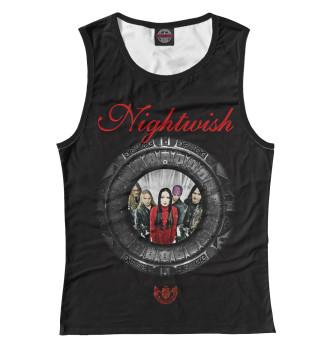 Женская Майка Nightwish