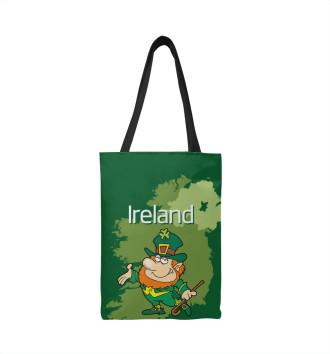 Сумка-шоппер Ирландия