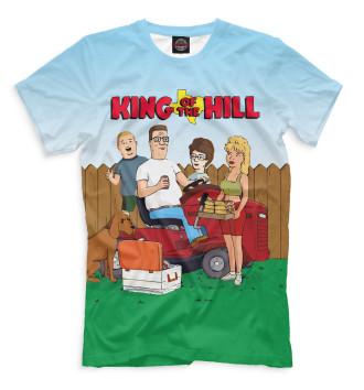 Мужская Футболка King of the Hill