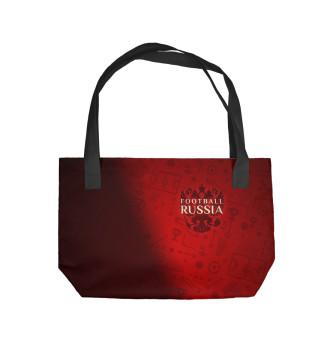 Пляжная сумка Football Russia