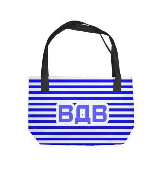 Пляжная сумка Тельняшка ВДВ