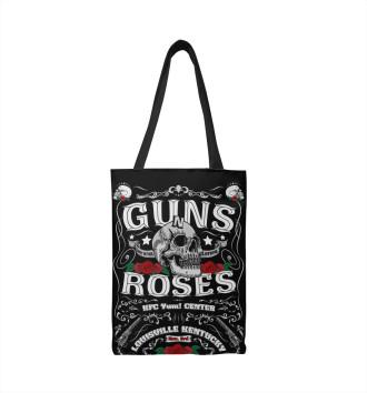 Сумка-шоппер Guns N` Roses