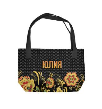 Пляжная сумка Хохлома Юлия