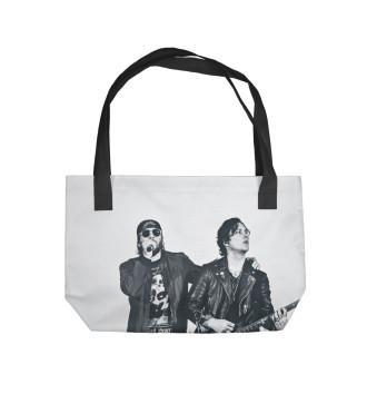 Пляжная сумка Avenged Sevenfold