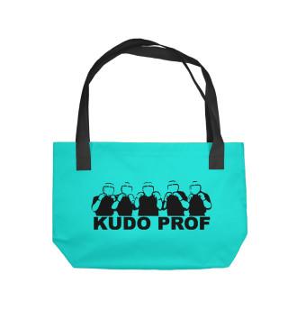 Пляжная сумка Kudo Prof