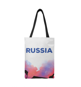 Сумка-шоппер Футбол Россия
