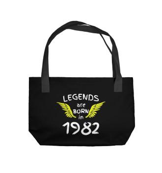 Пляжная сумка 1982