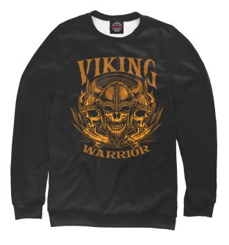 Женский Свитшот Viking warrior