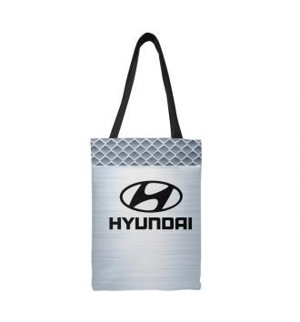 Сумка-шоппер Hyundai