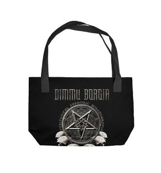 Пляжная сумка Dimmu Borgir