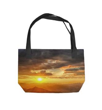 Пляжная сумка Восход