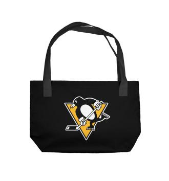 Пляжная сумка Pittsburgh Penguins