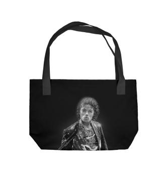 Пляжная сумка Michael Jackson