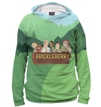 Женское Худи Brickleberry