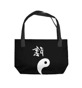 Пляжная сумка Янь