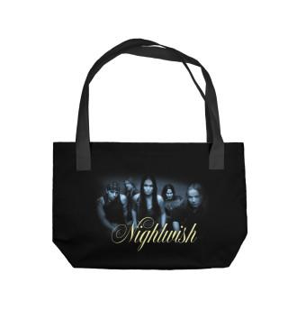 Пляжная сумка Nightwish