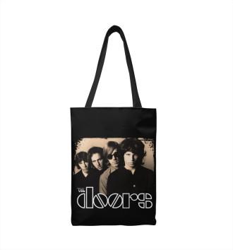 Сумка-шоппер группа The Doors и Джим Моррисон