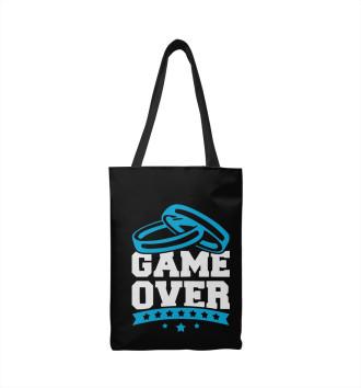 Сумка-шоппер GAME OVER