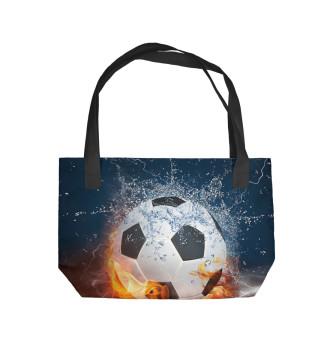 Пляжная сумка Футбол